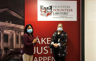 Houston Volunteer Lawyers